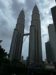 Petronas Twin Towers - Travellers of Malysia