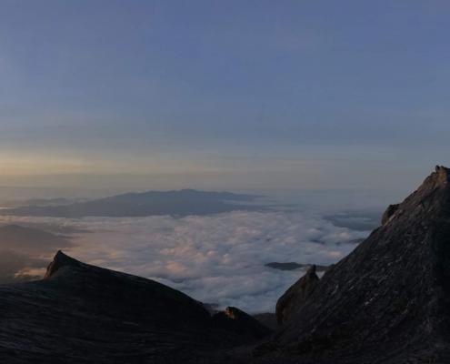 Mount Kinabalu panorama - Travellers of Malaysia